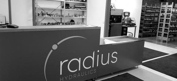 31/5000 Representative office of Radius Hydraulics Pärnu